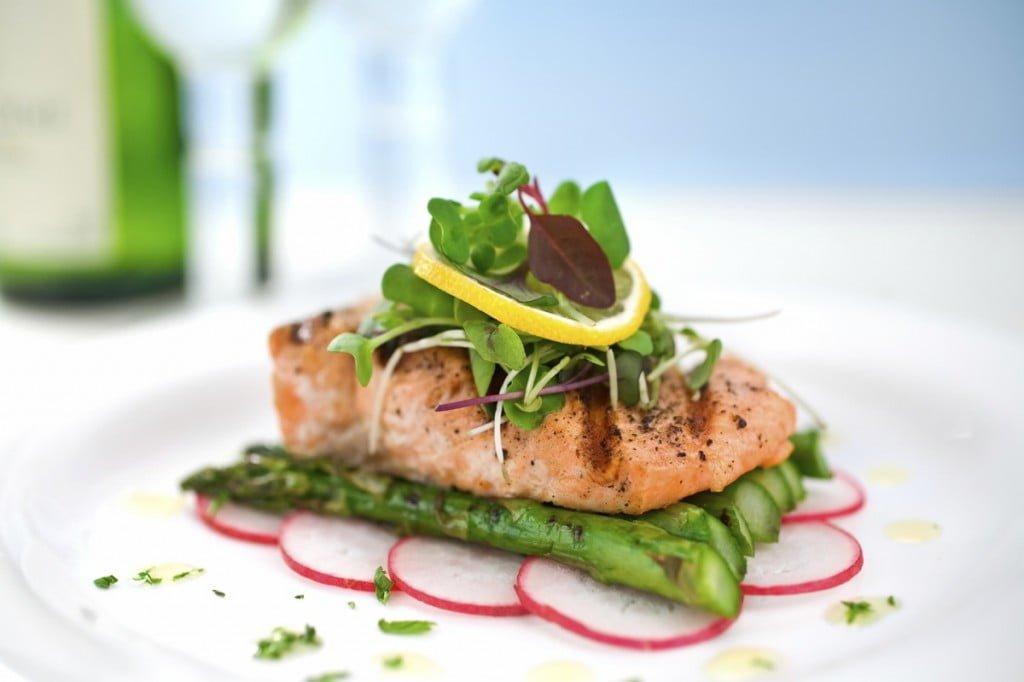 hcg-diet-salmon-dinner
